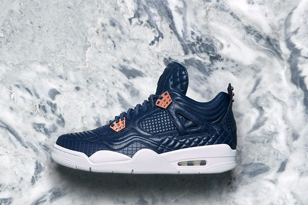 Air Jordan 4 Premium Obsidian / September 17th