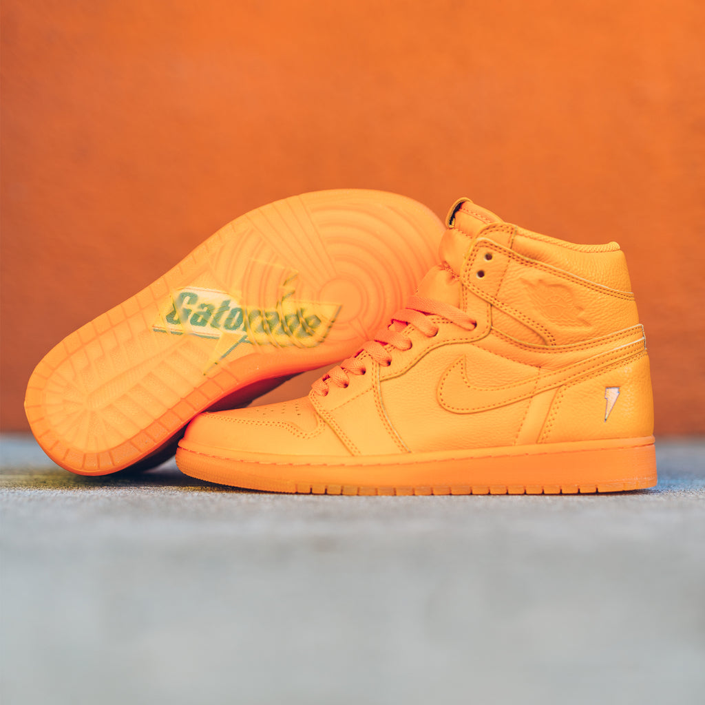 "Air Jordan 1 Retro Hi OG ""Gatorade"" - Tuesday December 26th"