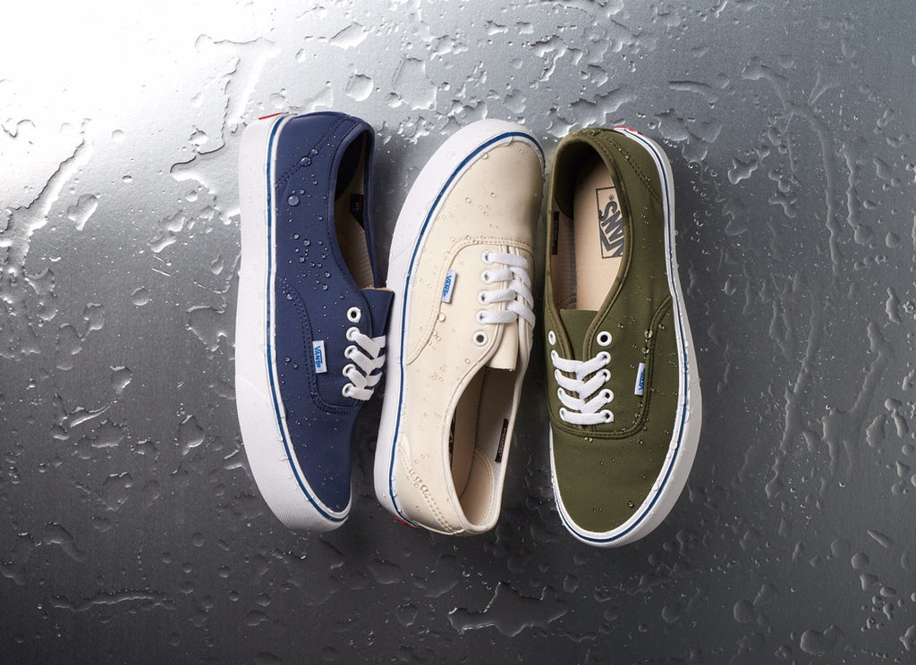 Vans Vault x Schoeller Capsule Collection / Saturday March 25th