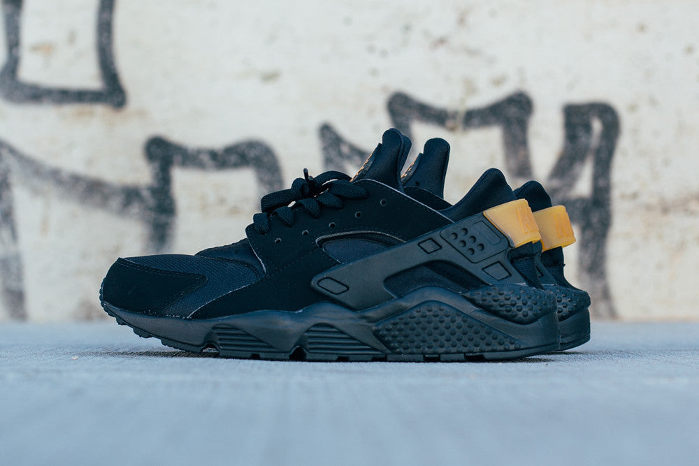 "Nike Air Huarache ""Black Gold"" / Available Now"