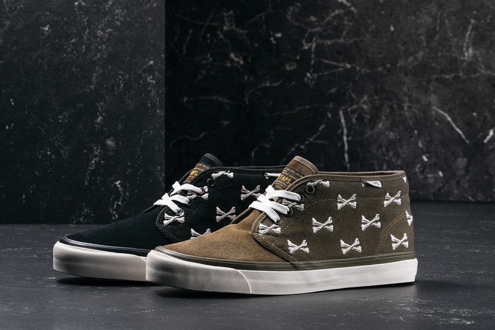 "Vans x WTAPS ""Bones"" Collection / September 10th"