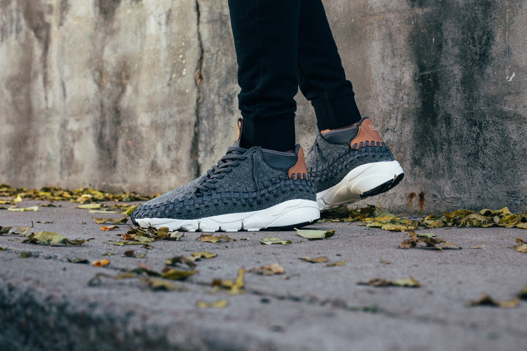 Nike Footscape Woven Chukka / Available Now