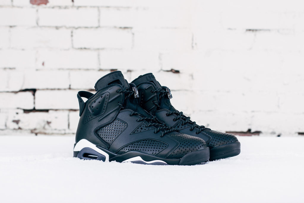 "Air Jordan 6 ""Black Cat"" / December 30th"