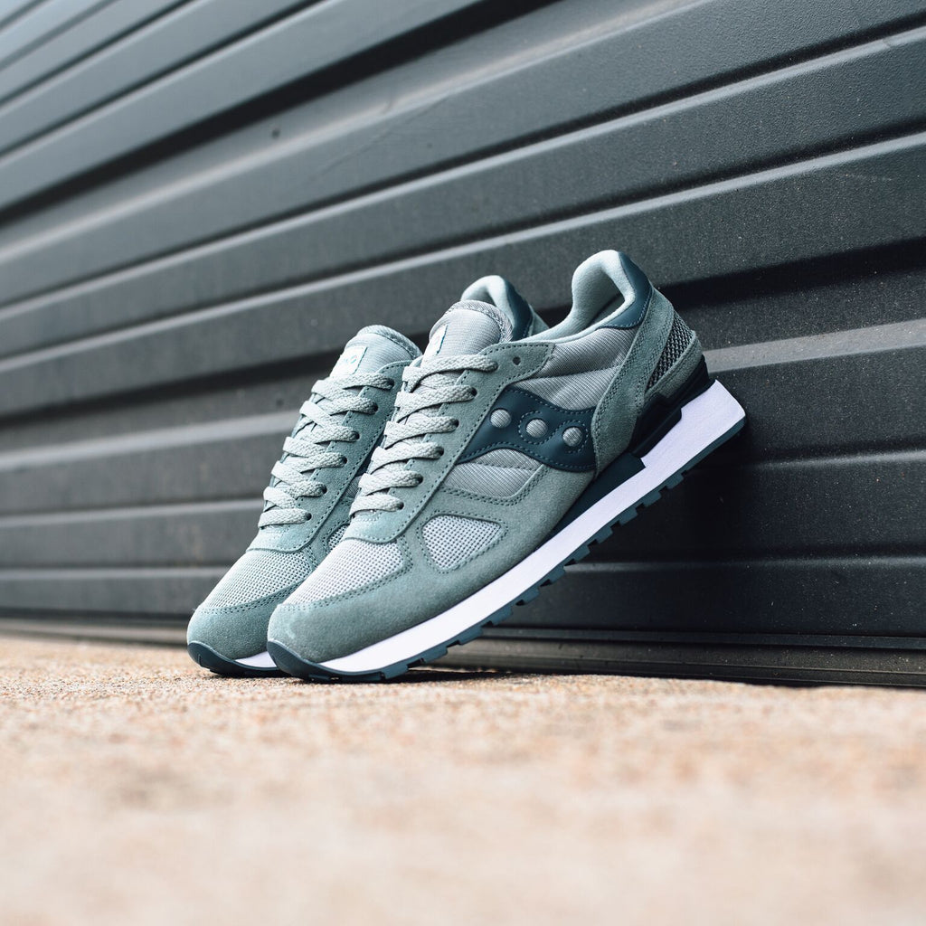 cheap for discount c3683 0decb Saucony Shadow Original - Green Charcoal / Available Now ...