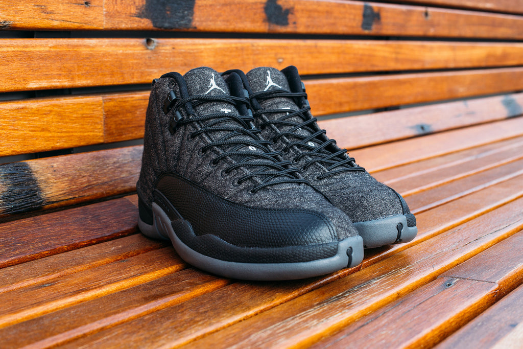 "Air Jordan 12 ""Wool"" / October 1st"