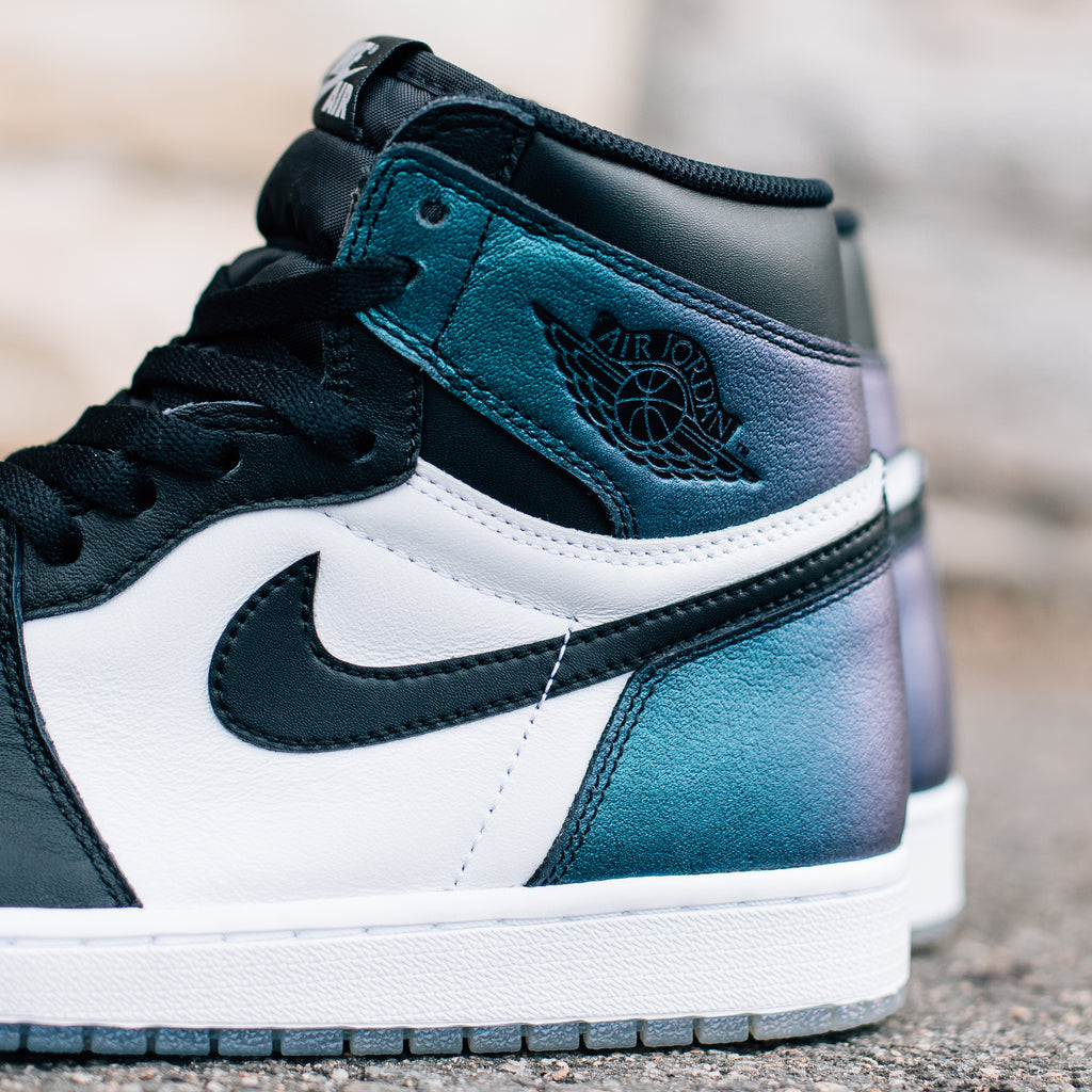 outlet store aeda3 91585 For 2017, Jordan brand is featuring some great color-blocking and a unique  iridescent element. Available Sunday February 19th at both Fice boutiques  for ...