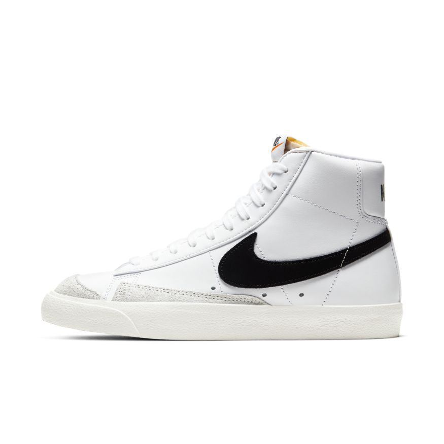 Women's Nike Blazer Mid '77 - White/Black-Sail