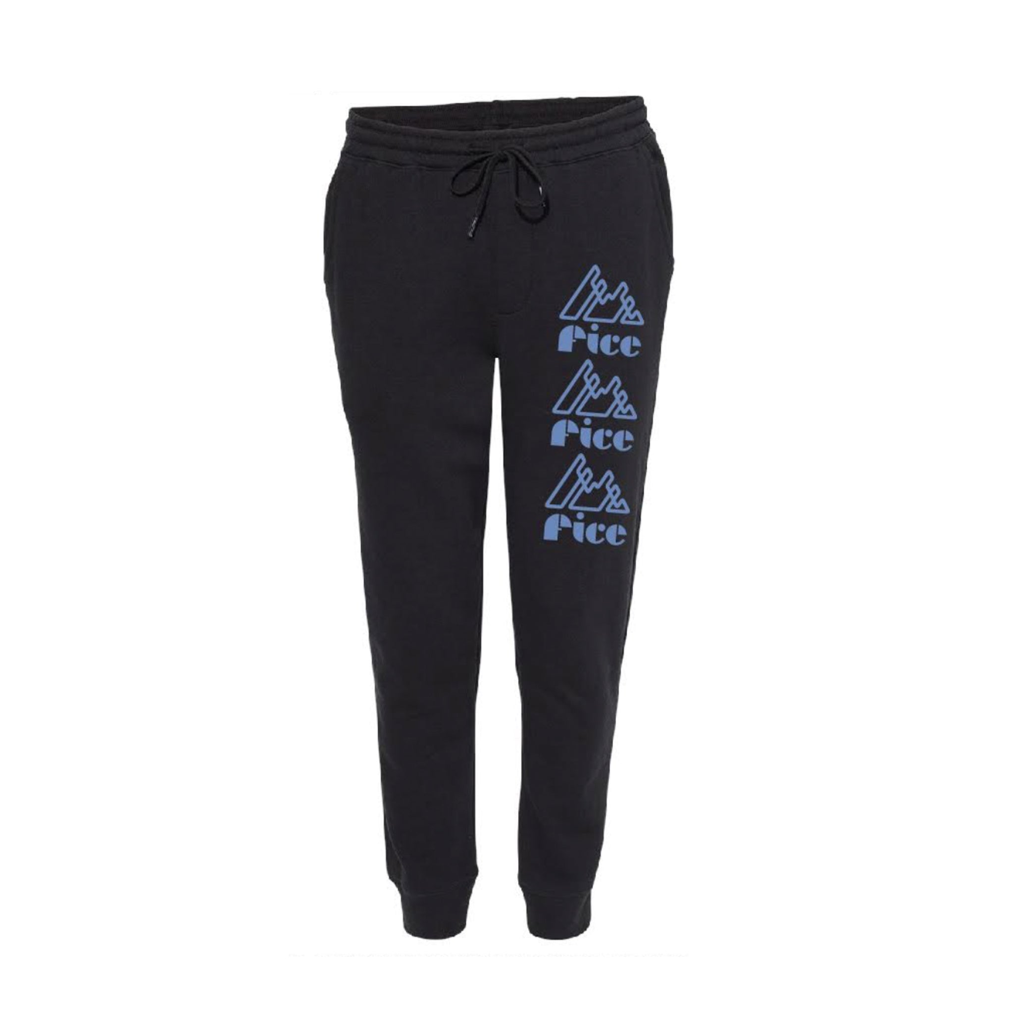 "FICE ""Alpine"" Sweatpants - Black"