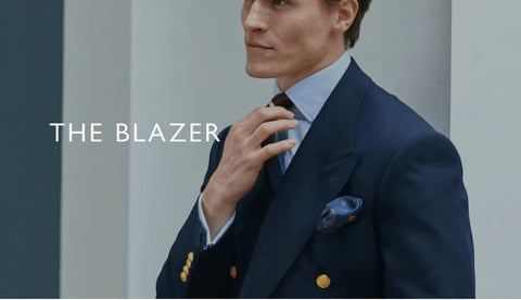 Benson and Clegg Blazer Buttons for your Classic Navy Blue Blazer