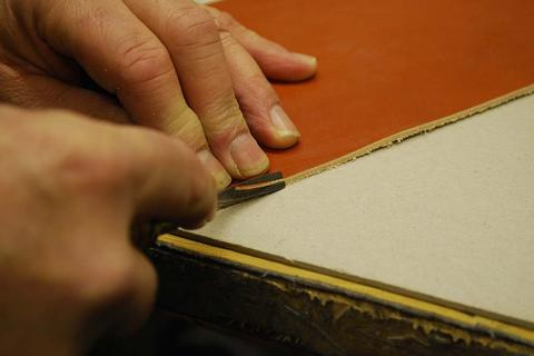 Bridle Hide leather goods - custom production in England