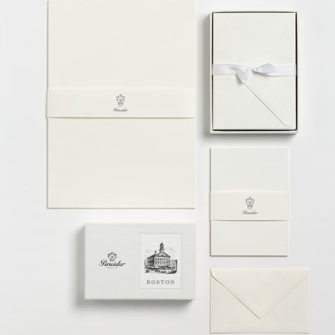 Superior quality paper - executive stationery - K Street in Washington, DC TheClassicDesk.com