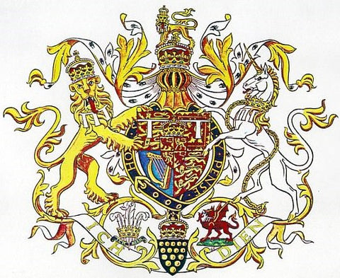 Coat of Arms for Prince Charles