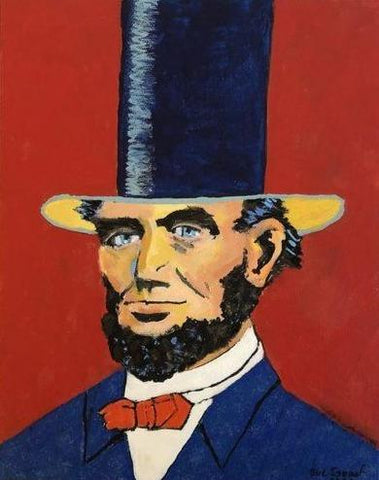 Classic Abe ...Iconic Abe Lincoln