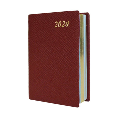 Charing Cross Leather Diary D732L Leather Charing Cross Planner Diary