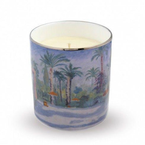 Halcyon Days Garden at Mamounia Candle-Candle-Sterling-and-Burke