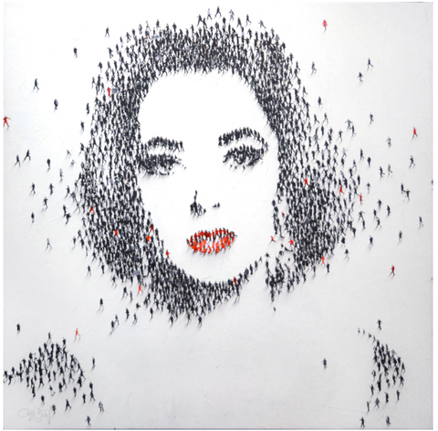 "Populus: Dame Elizabeth Taylor, ""Liz"" 