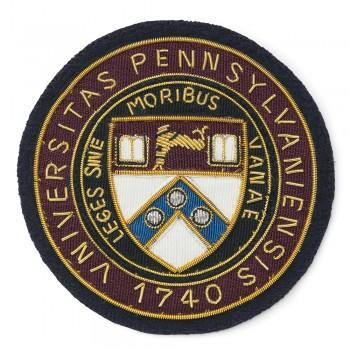 U Penn | University of Pennsylvania Blazer Badge | Made in England-Blazer Badge-Sterling-and-Burke