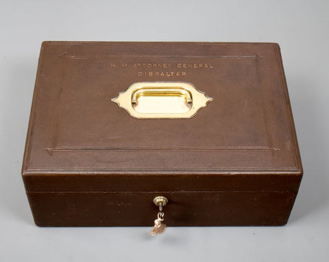 Despatch Red Box | Antique Boxes | Despatch Box Replicas | Custom Bespoke Production | Custom Made