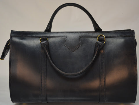 Slim Beatrice Handbag, Black-Handbag-Sterling-and-Burke