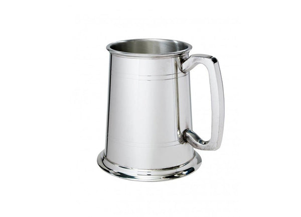 "Potomac Boat Club | Pewter Tankard | 5"" Tall 