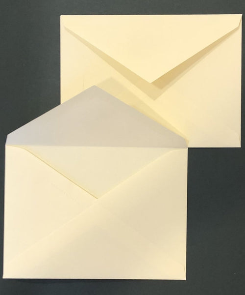 Bespoke Stationery | Envelope Only | No Lining and No Return Address | Sterling and Burke Ltd-Custom Stationery-Sterling-and-Burke