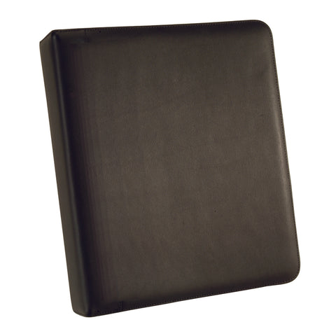 Leather Ring Binder | Simple | Nicer Quality | Low Price | 3 Ring Binder | Black, Brown and Tan | Personalization Available