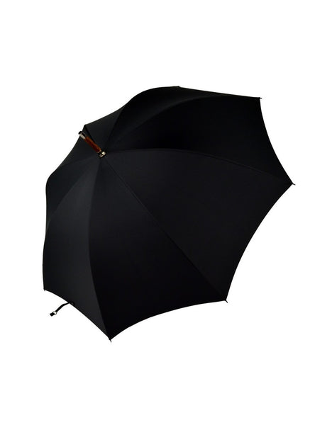 Gent's Hickory Umbrella | Solid Shaft | Superior Quality British Umbrella | Solid Shaft | The Burke Umbrella