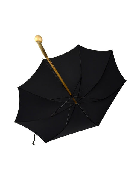 Fox Umbrellas | Gent's Umbrella | Hazel Knob | Ash Root | Finest Quality English Umbrella | The Fox Umbrella