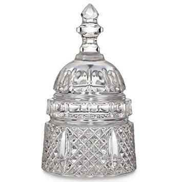 Waterford Crystal Capitol Dome Paperweight | Capitol Dome Award on Base | Waterford Crystal