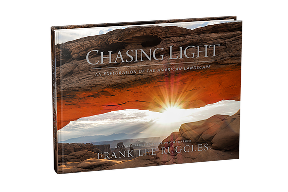 Chasing Light : An Exploration of the American Landscape | Photo Book | by Photographer Frank Lee Ruggles-Book-Sterling-and-Burke
