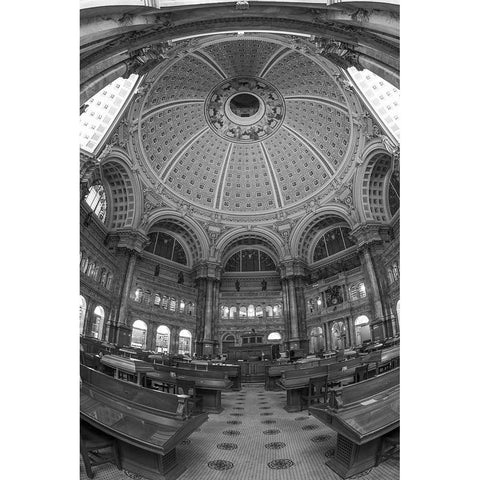 "Library of Congress Interior | Photograph | 20"" by 16"" 