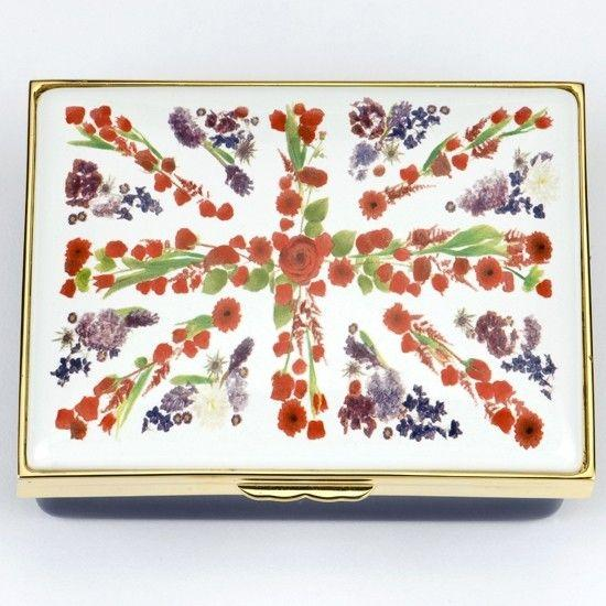 "Halcyon Days Custom 3"", 4"" and 5"" Enamel Box, Bespoke Order-Enamel Box-Sterling-and-Burke"
