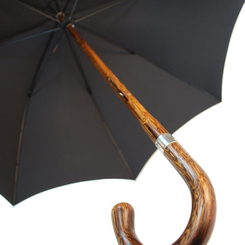 Hickory Gent's Umbrella, BESPOKE-Gent's Umbrella-Sterling-and-Burke