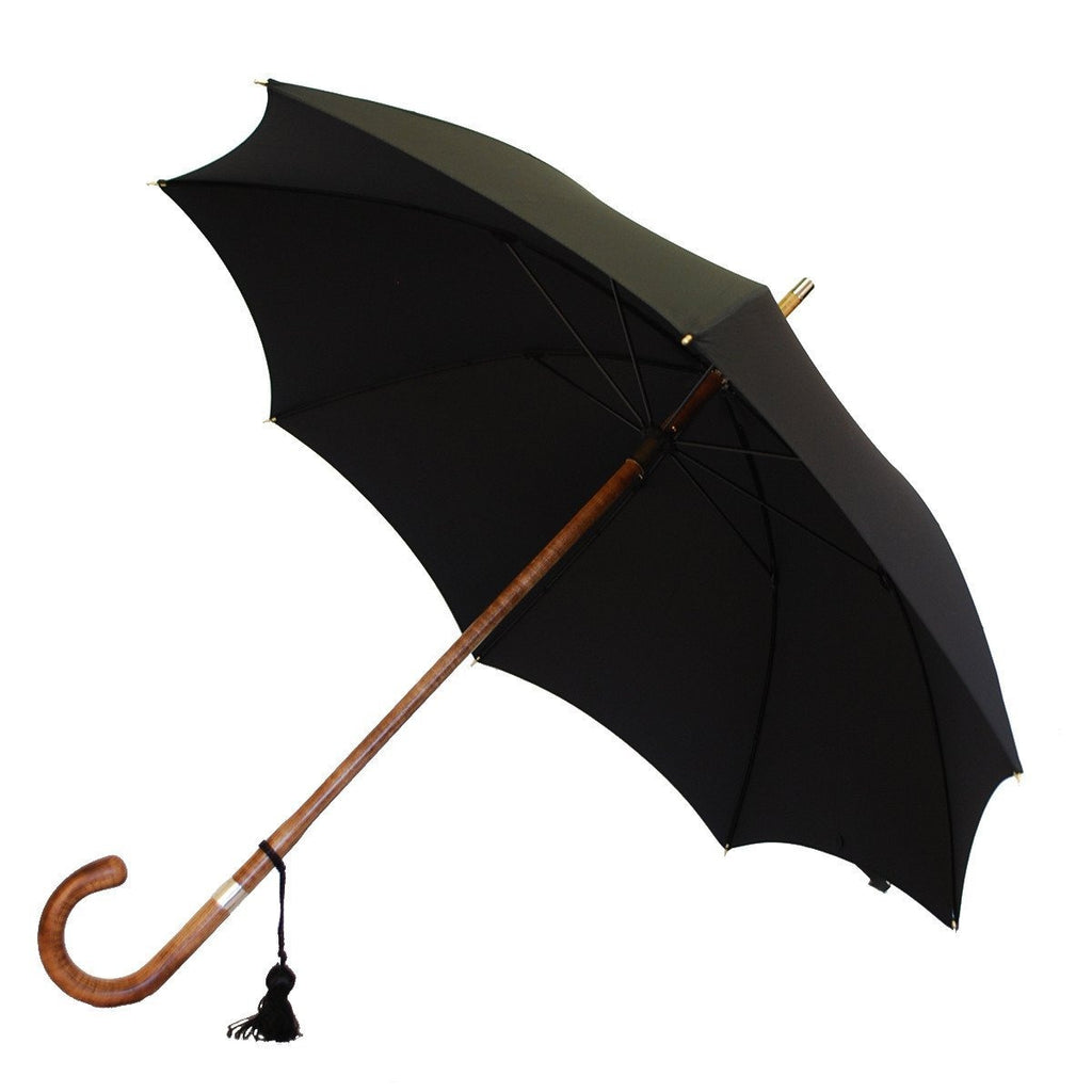 DEPOSIT Bespoke Ladies Umbrella | Maple Umbrella | Finest Quality | Made In England | Sterling and Burke Umbrellas-Ladies Umbrella-Sterling-and-Burke