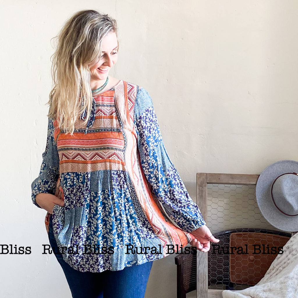Believe me Boho Top