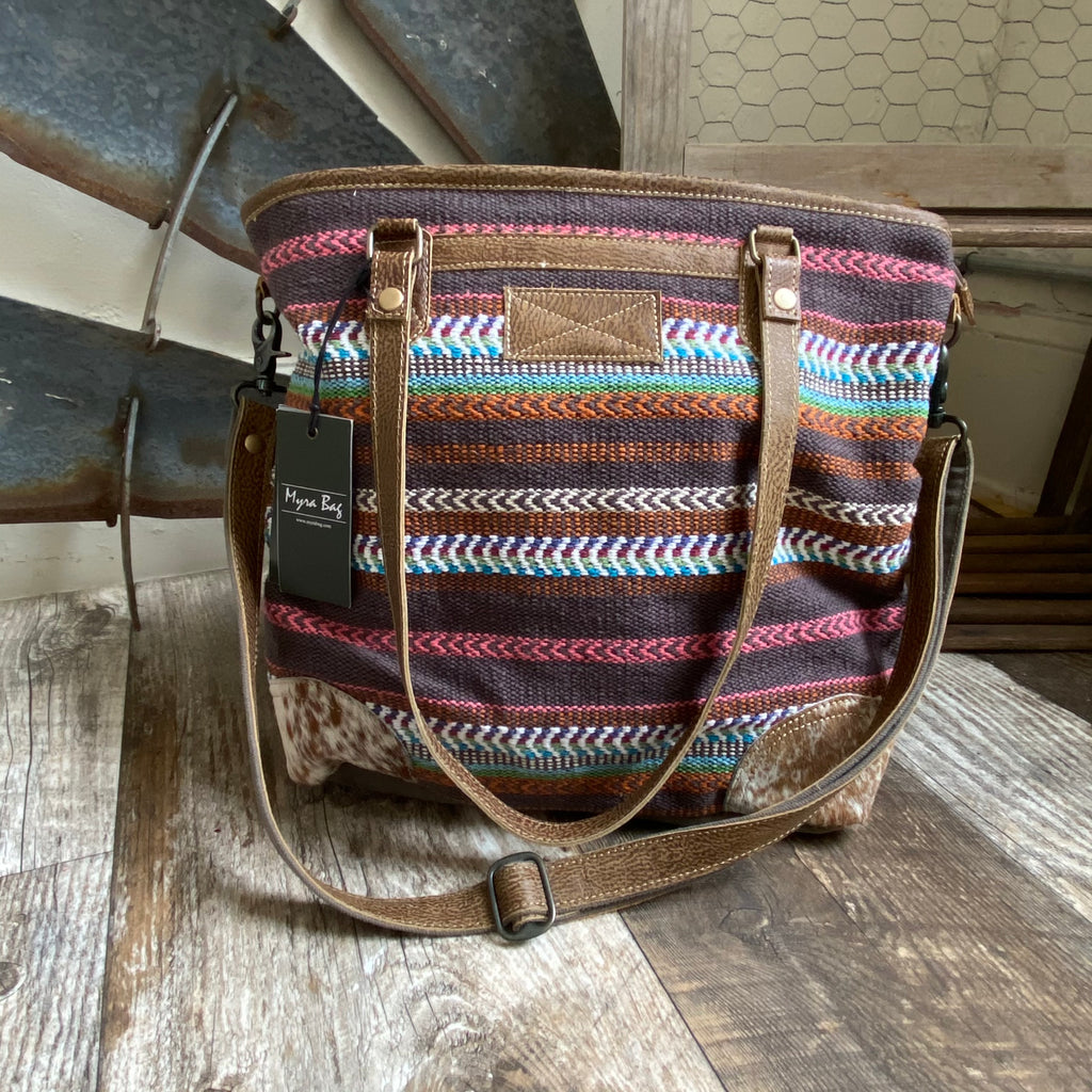 Braided Shoulder Bag