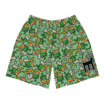 Big Stew green Shorts