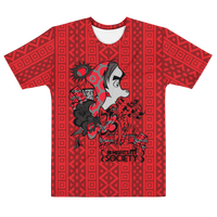 Street Artist red Men's T-shirt