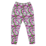 Love Life pattern Joggers