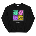 4 way Unisex Sweatshirt