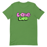 Love Life Short-Sleeve Unisex T-Shirt