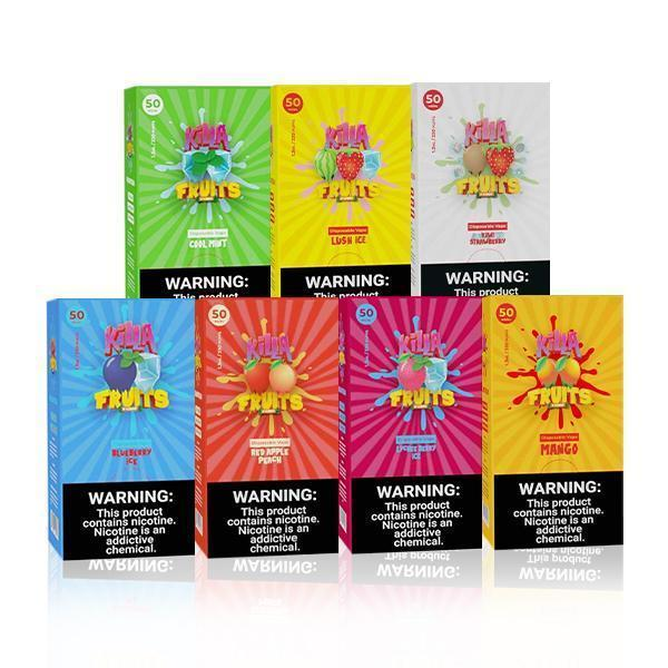 Killa Fruits Disposable (5%)- Box of 10