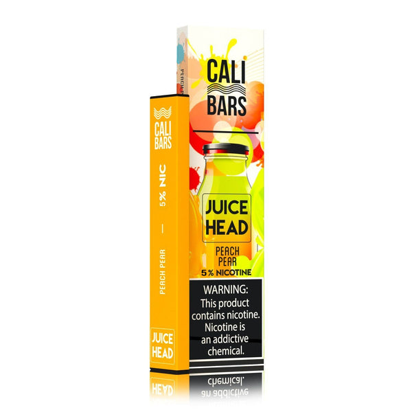 Cali Bars x Juice Head Disposable (5%) - Box of 10