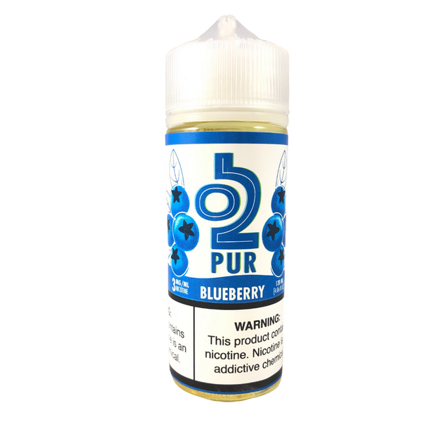 O2PUR Salt 60mL, Blueberry