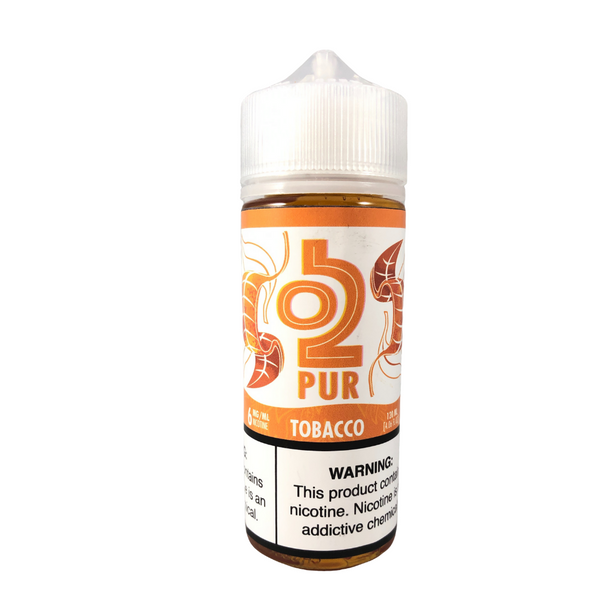 O2PUR Salt 60mL, Original Tobacco