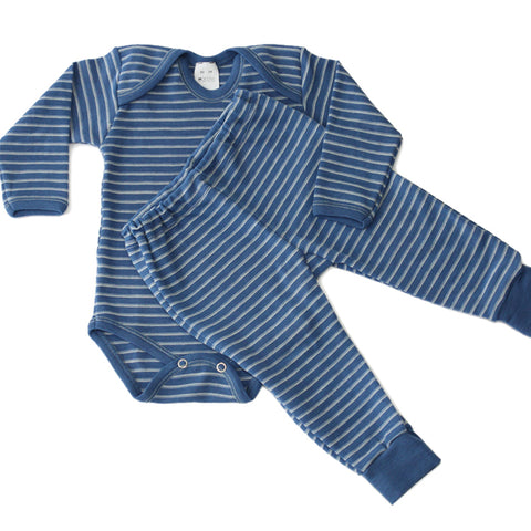Wool and Wool/Silk Baselayers - Baby