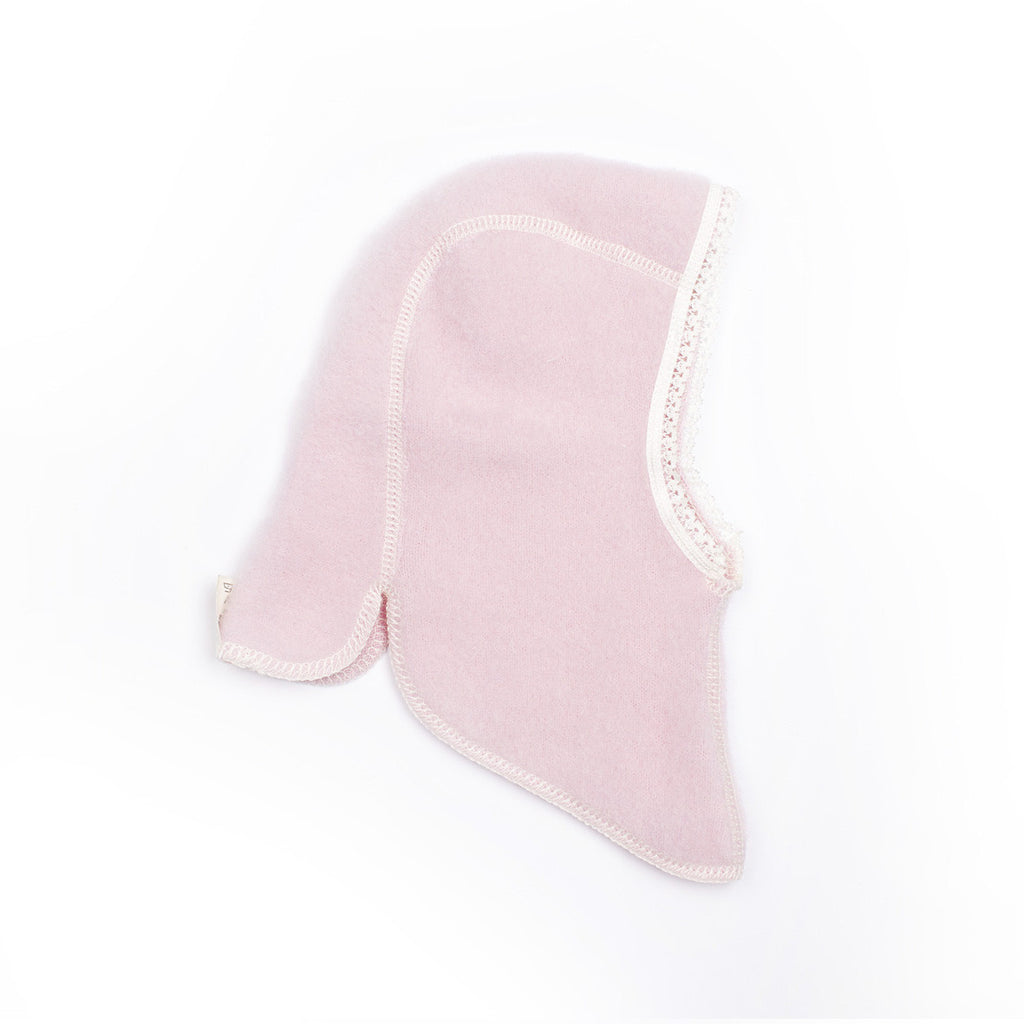 x FACTORY OUTLET LANACare Nelson Hat Baby (Balaclava) in Organic Merino Wool