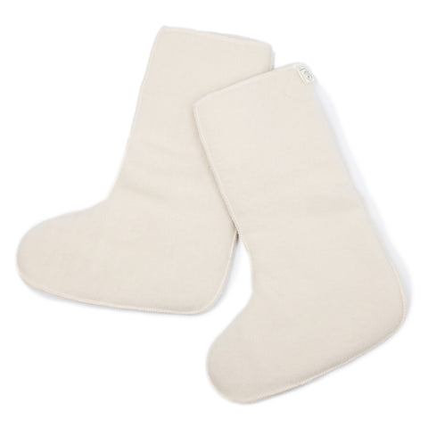 LANACare Bed Socks in Organic Merino Wool for Adults