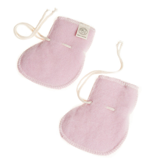 z FACTORY OUTLET LANACare Baby Booties in Organic Merino Wool