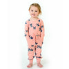 Geggamoja® Bamboo/Cotton Baby Pants - BUNNY RABBIT